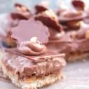 Dreamy chocolate hazelnut dacquoise mini cakes