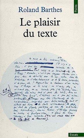 Couverture du Plaisir du texte de Roland Barthes, Édition du Seuil, 1973