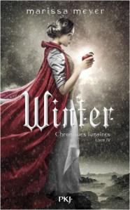 MEYER, Marissa, Winter (Les chroniques lunaires, 4), Paris, Pocket Jeunesse, 2016, 992 p. Avis lecture sur lilitherature.com.