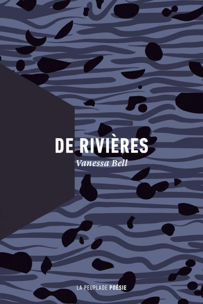 Couverture de De rivières de Vanessa Bell : des vagues abstraites