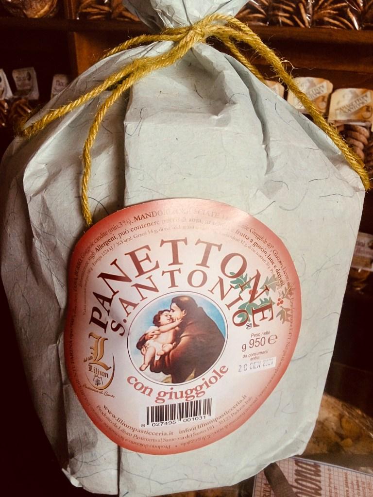 -Giuggiola- il Panettone St'Antonio da -1kg -