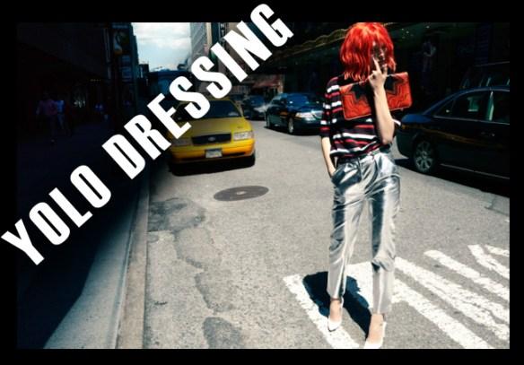 YOLO DRESSING