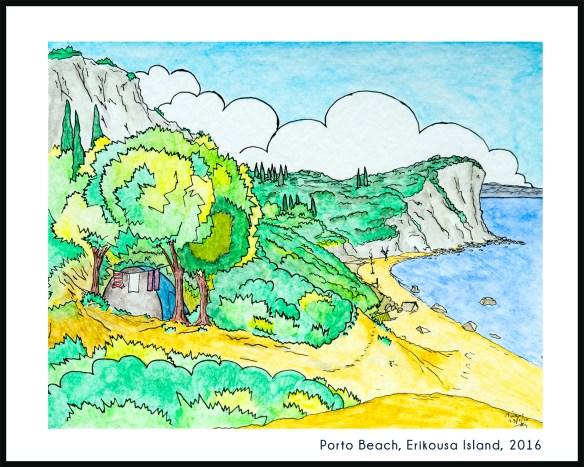 porto-beach-drawing