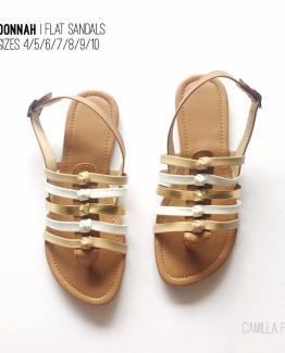 Flat Sandals Donnah
