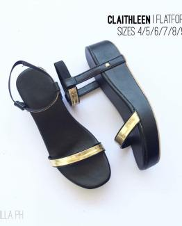 Flatforms Claithleen Black