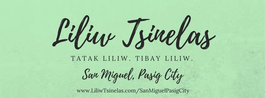 Liliw Tsinelas in San Miguel Pasig City