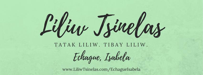 Liliw Tsinelas in Echague, Isabela