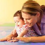 Подвижные игры детям 2-3 лет