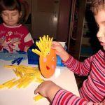 Игры, развивающие задания для малышей