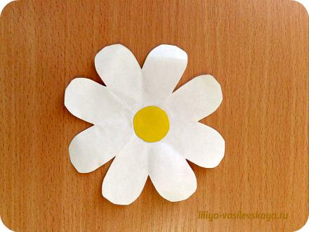 цветы из бумаги объёмная аппликация   Весенние поделки, Цветочные ...   330x440