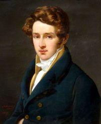 Jean-Baptiste Mauzaisse Portrait of Baron Rene Hyacinthe Holstein 1818