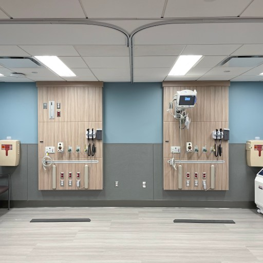 Brooklyn Hospital, Emergency Department Renovation and Expansion