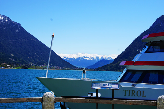 Achensee – Achen Lake, Tirol