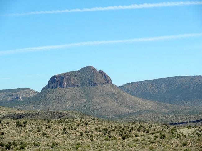 Road 66, Arizona