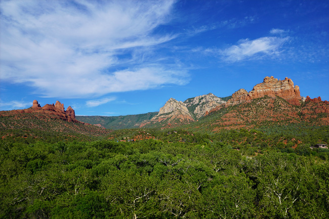 The Red Rocks ~ Sedona