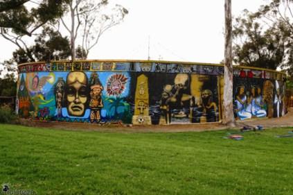 Balboa Park ~ Street Art