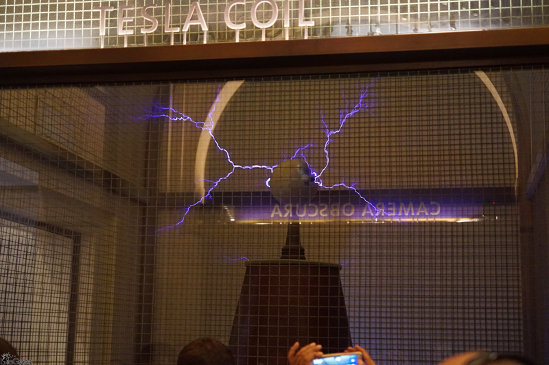 Griffith Observatory's Tesla coil is one of its most memorable and iconic exhibits