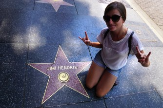 Hollywood Walk of Fame , Los Angeles