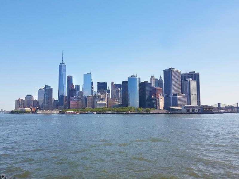 Lower Manhattan ~ NYC