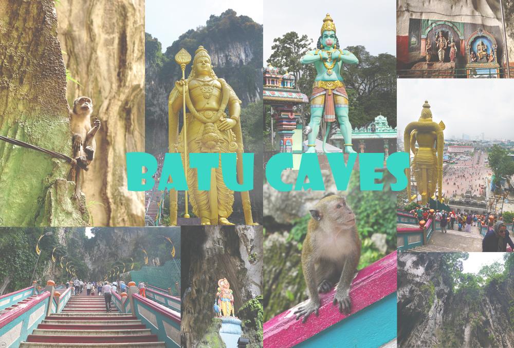 Batu Caves, The Stairway to Hindu Heaven ~ Malaysia