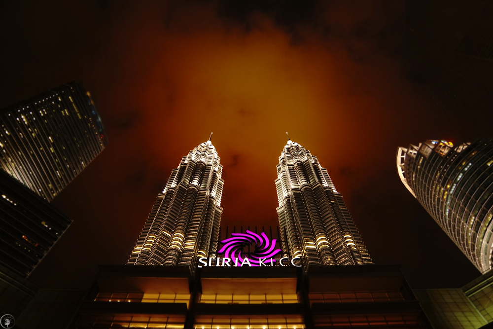 Petronas Twin Tower, Night