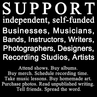 supporting your local artist