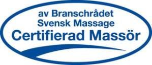 Certifierad massör Järfälla Lilla Studion