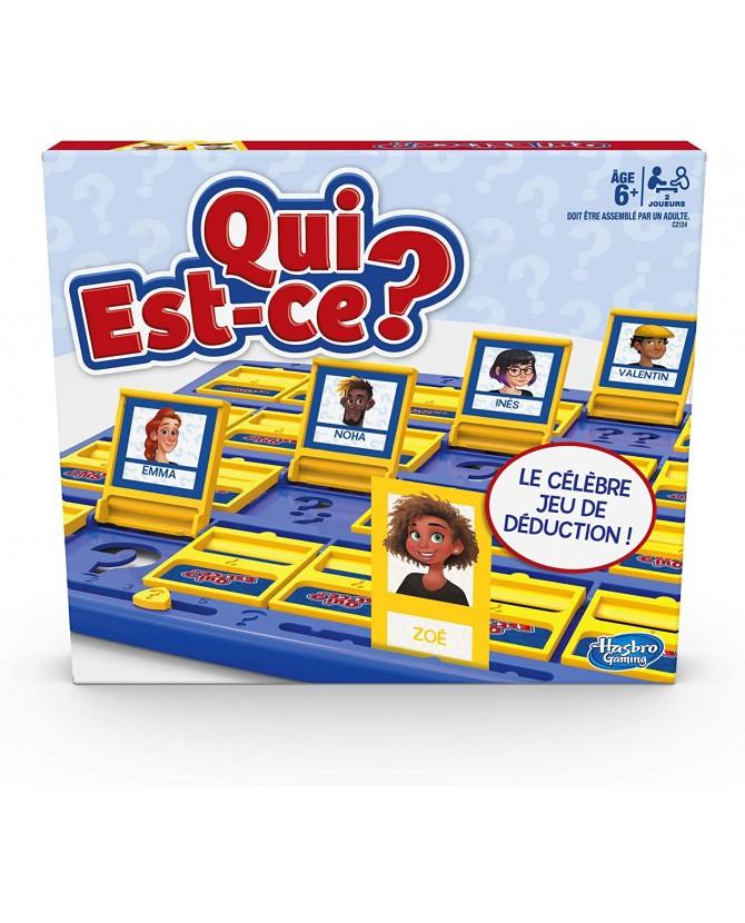 Qui Est-ce Jeu : est-ce, Est-Ce?, Societe, Déduction, Version, Française