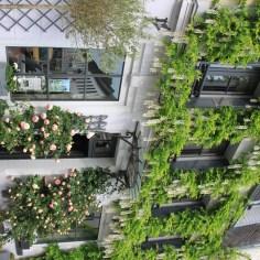 Montreuil - maison fleurie