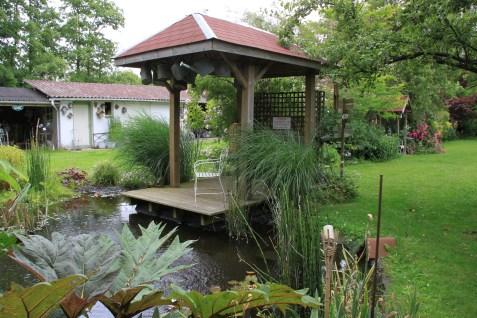 Le jardin de la goutte d'eau - bassin
