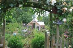 Le jardin de la goutte d'eau - potager