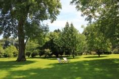 Chateau de Barly - parc transat