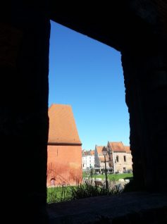 vestige moulin st pierre - perspective