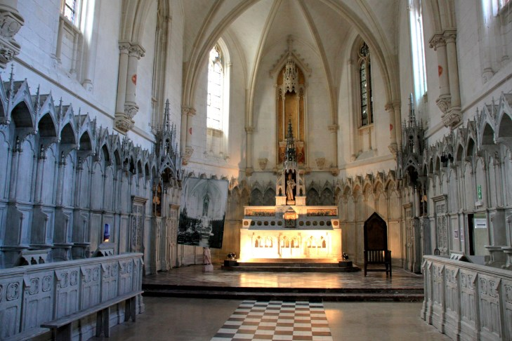 Chartreuse Neuville - chapelle