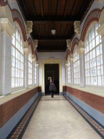 Ensam - couloir