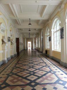 Ensam - couloir d'honneur