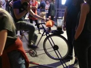 mange lille - smoothie bike