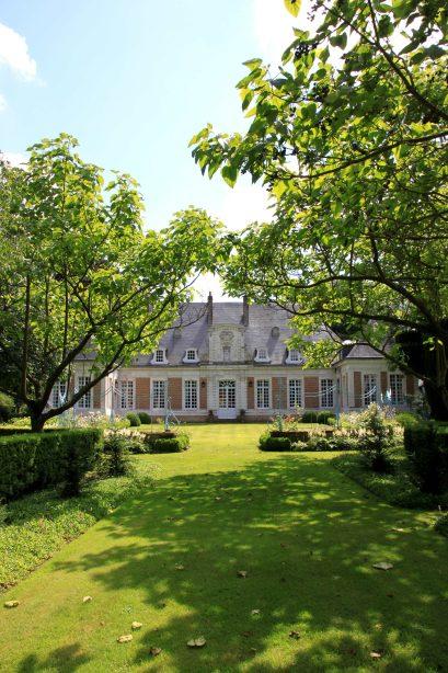 Maizicourt - chateau