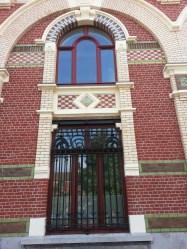 la condition publique - details façade