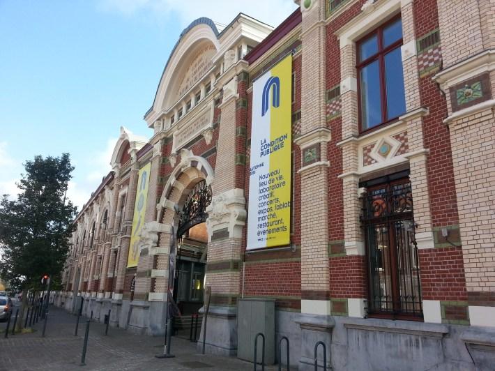 la condition publique - façade
