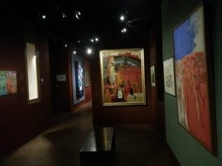 IMA - salle contemporain