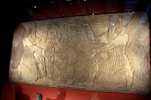 mesopotamie - bas relief