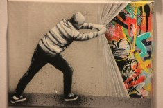 Martin Whatson - behind the curtain