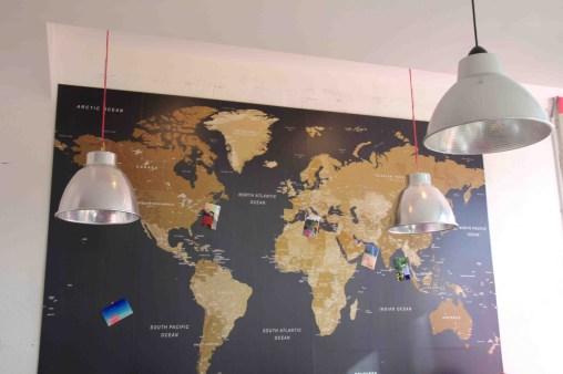 mappemonde voyages