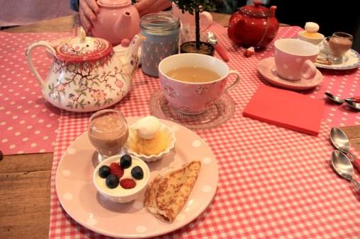Soph Tea thé gourmand