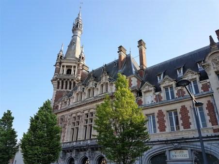 Tourcoing centre - beffroi et musée d'histoire