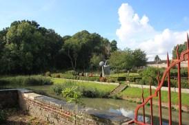 Château Esquelbecq - jardin