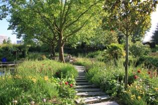 jardin des géants - jardin des sources