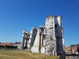 Ruines Abbaye Saint Bertin