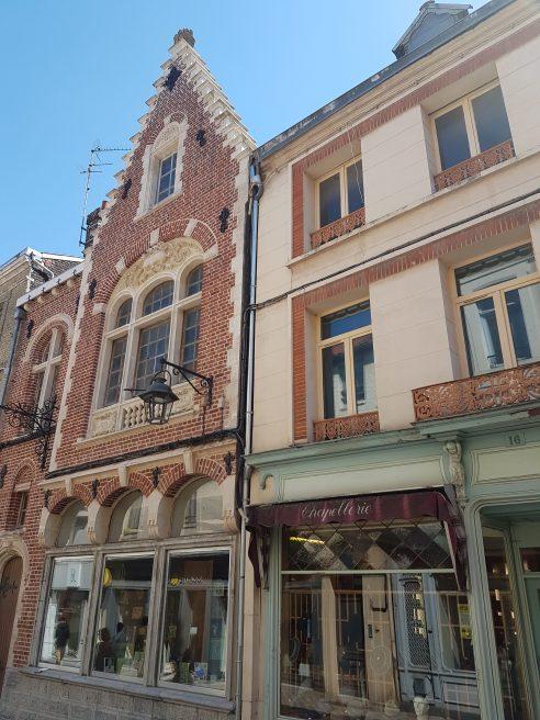 Saint-Omer - ruelle centre